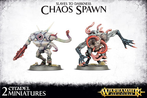 Slaves to Darkness: Chaos Spawn