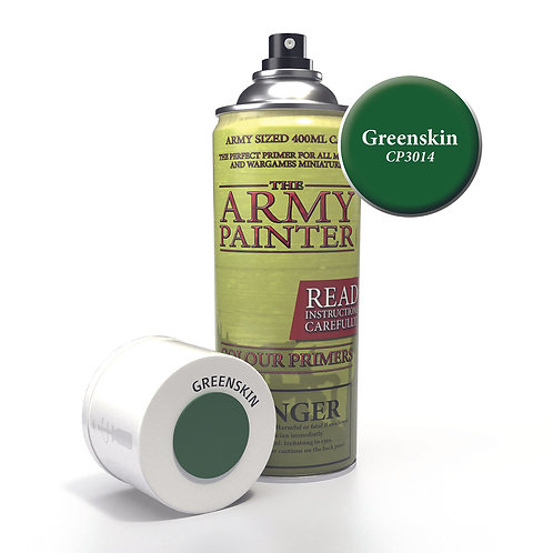 Army Painter: Greenskin Primer