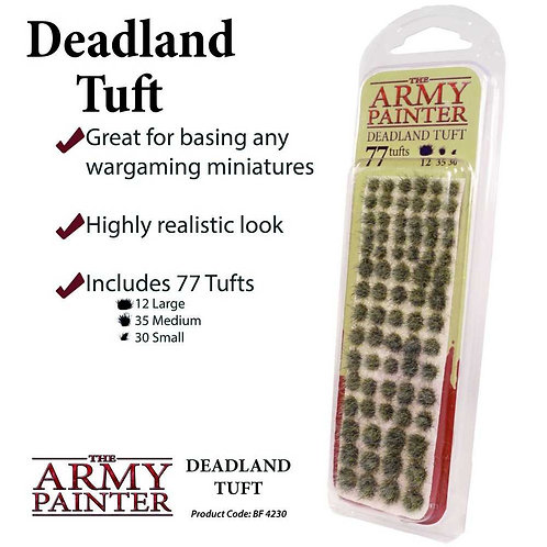 AP Battlefields XP: Deadland Tuft