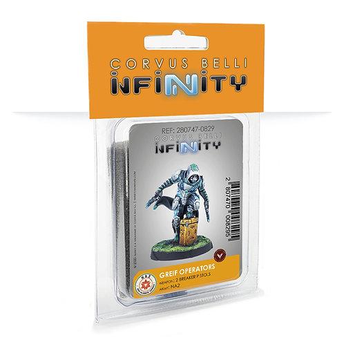 Infinity: Grief Operators (2 Breaker Pistols)