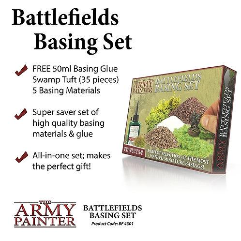 Army Painter: Battlefields Basing Set