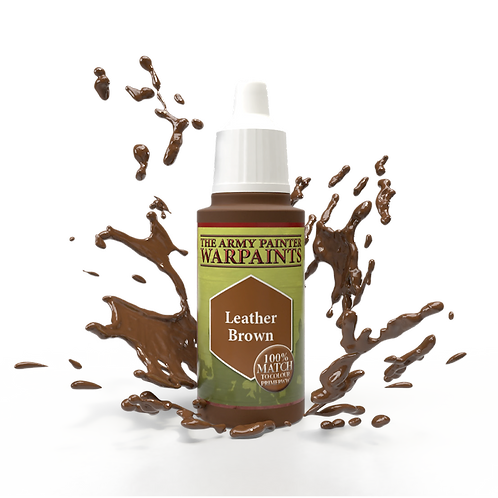Army Painter: Leather Brown