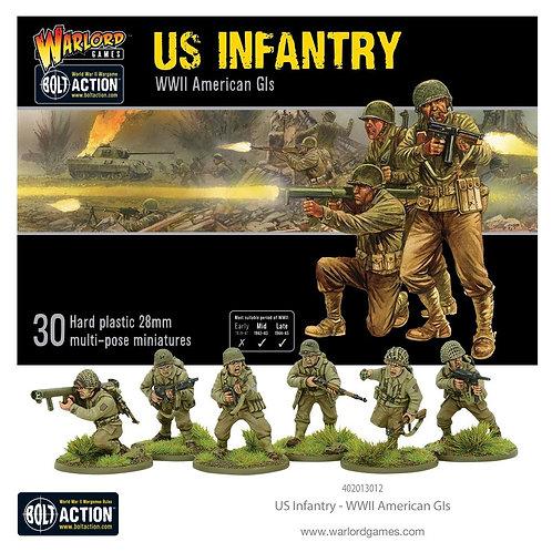 Bolt Action: US Infantry