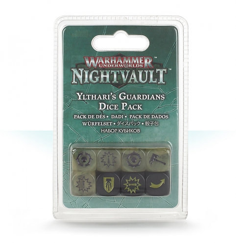 Nightvault: Ylthari's Guardians Dice Pack