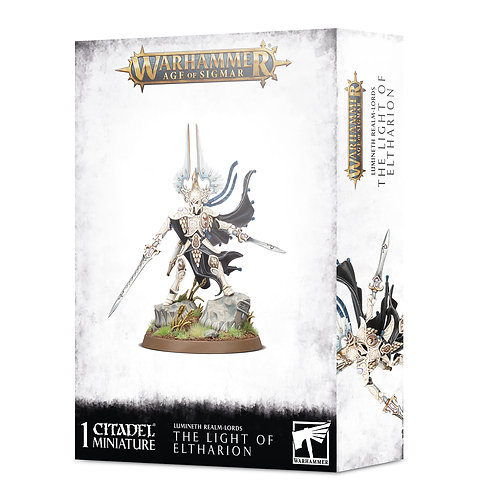 Age of Sigmar: Lumineth Realm-lords The Light of Eltharion