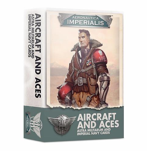 Aeronautica Imperialis: Aircraft and Aces Astra Militarum and Imperial