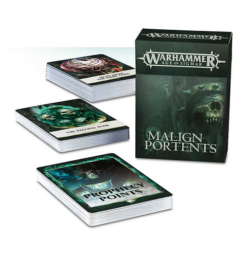 Malign Portents: Cards
