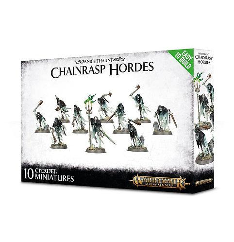 Nighthaunt: Chainrasp Hordes