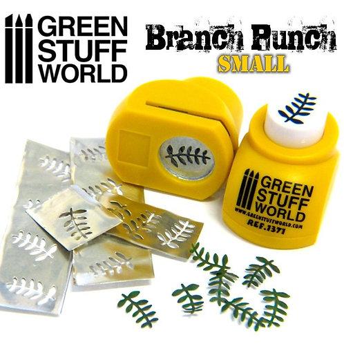 Green Stuff World: Miniature Branch Punch (Yellow)