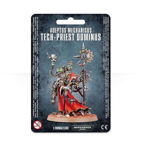 Adeptus Mechanicus: Tech-Priest Dominus