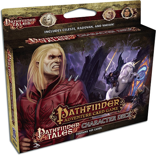 Pathfinder: Tales Character Deck