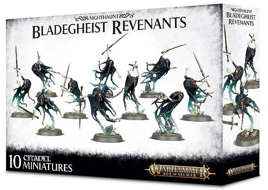 Nighthaunt: Bladegheist Revenants