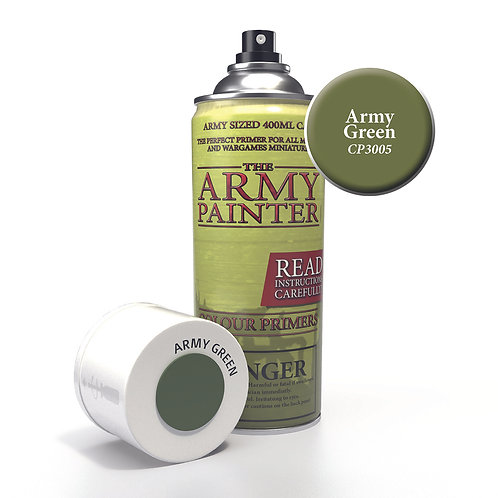 Army Painter: Army Green Primer