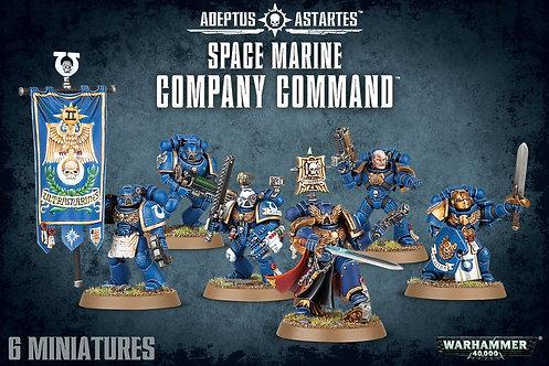 Adeptus Astartes: Space Marine Company Command