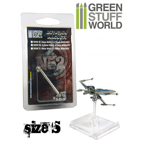 Green Stuff World: Rotation Magnets Size S