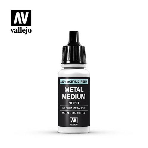 Vallejo: Metallic Medium