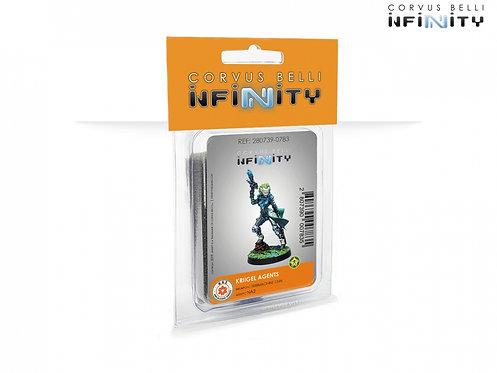 Infinity: Kriigel Agents