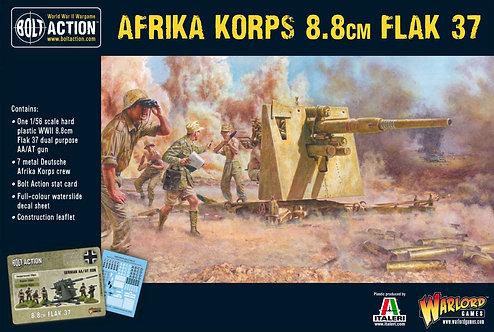 Bolt Action: Afrika Korps 8.8cm Flak 37