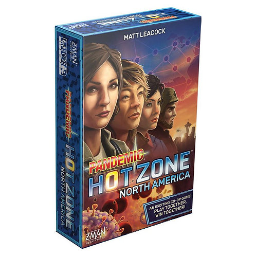 Pandemic: Hot Zone North America Expansion