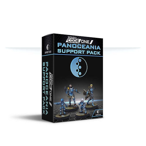 Infinity Code One: Panoceania Support Pack