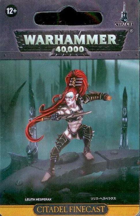 Dark Eldar: Lelith Hesperax