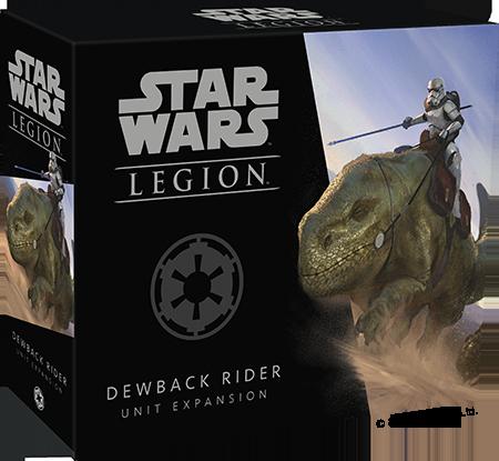 Star Wars Legion: Dewback Rider