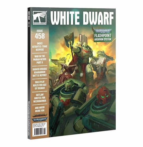 White Dwarf: Issue 458