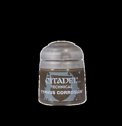 Citadel Colour: Typhus Corrosion (Technical)