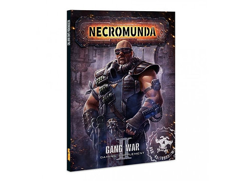 Necromunda Gang War 2 Gaming Supplement