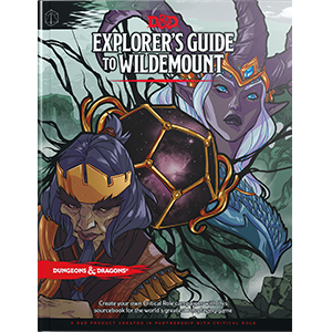 D&D 5.0: Explorer's Guide to Wildemount