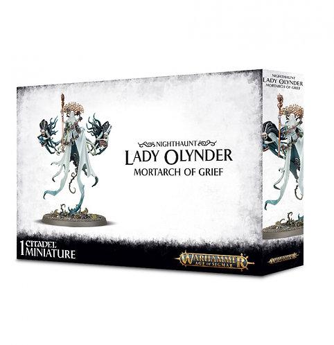 Nighthaunt: Lady Olynder Mortarch of Grief