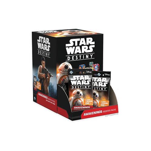Star Wars Destiny: Awakenings Booster Display (36)