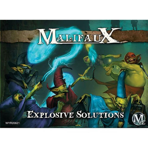 Malifaux: Explosive Solutions