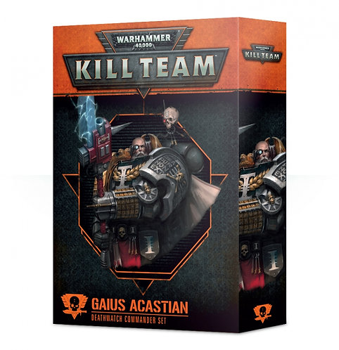 Kill Team: Gaius Acastian