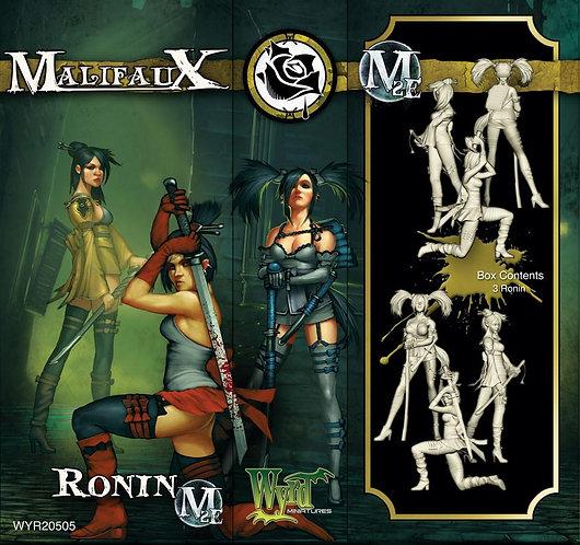 Malifaux: Ronin
