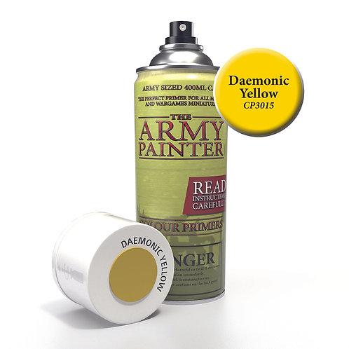Army Painter: Daemonic Yellow Primer