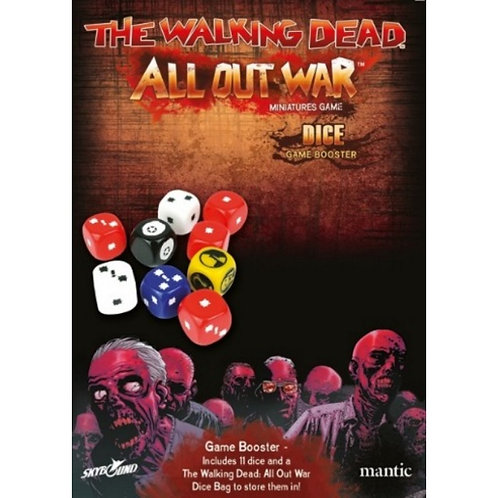 The Walking Dead All Out War: Dice Booster