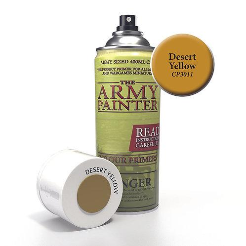 Army Painter: Desert Yellow Primer