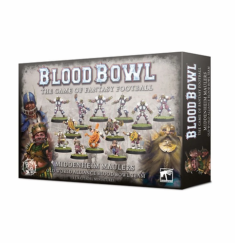 Blood Bowl: The Middenheim Maulers