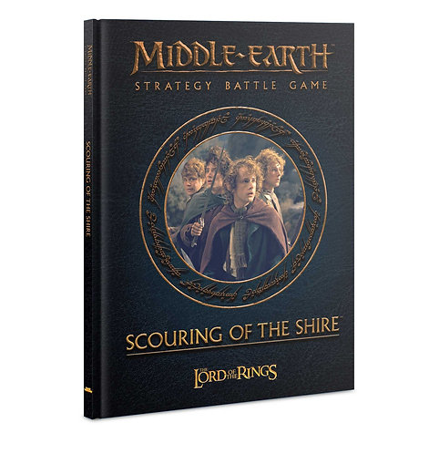 Middle-Earth: Scouring of the Shire