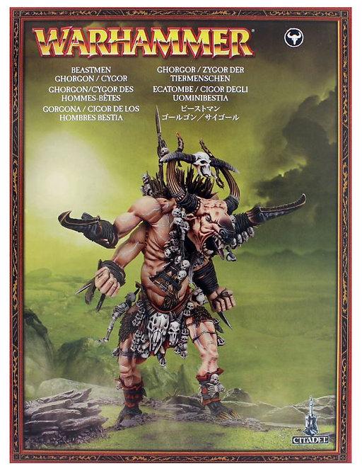 Beastmen: Ghorgon/Cygor
