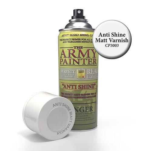 Army Painter: Anti-Shine Matt Varnish Primer