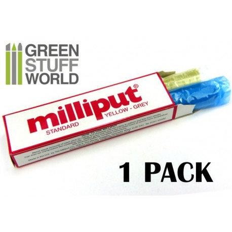 Green Stuff World: Milliput Standard Yellow Grey