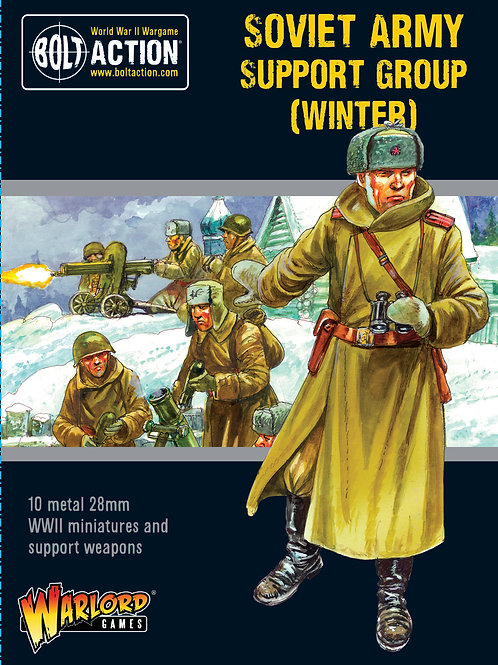 Bolt Action: Soviet Army Group (Winter)