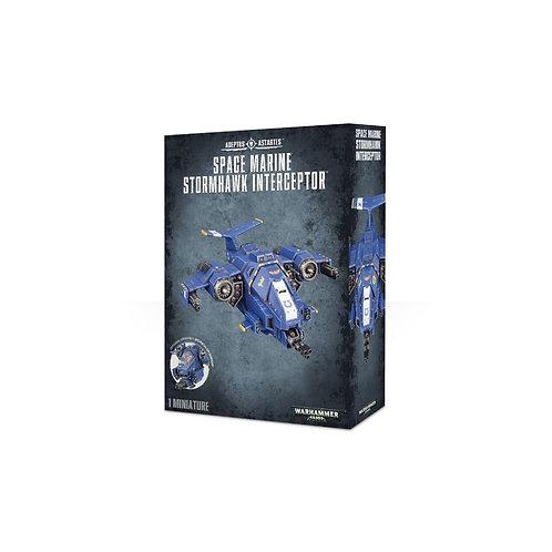 Adeptus Astartes: Space Marine Stormhawk Interceptor