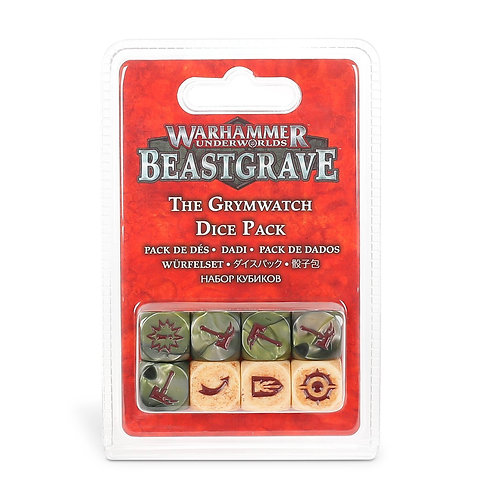 Beastgrave: The Grymwatch Dice Pack