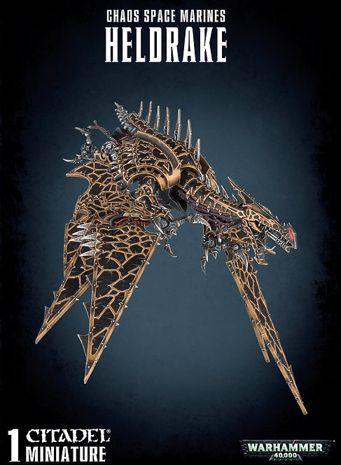 Chaos Space Marines: Heldrake