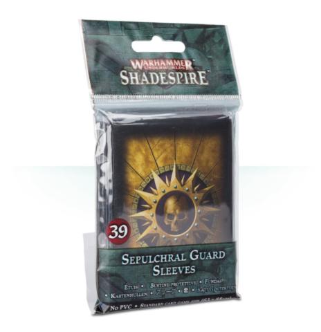 Shadespire: Sepulchral Guard Sleeves