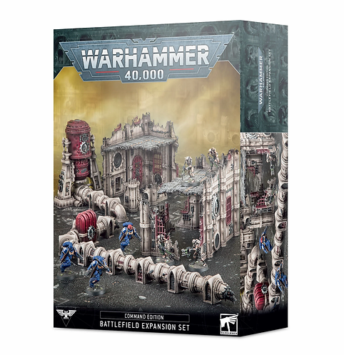 Warhammer 40000: Command Edition Battlefield Expansion Set