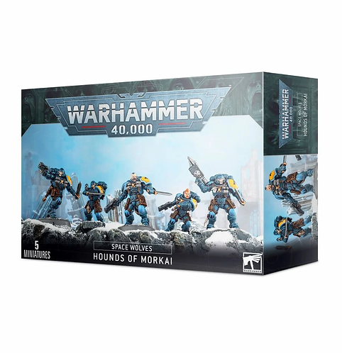 Space Wolves: Hounds of Morkai